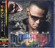 MOHOMBI-UNIVERSE-JAPAN CD E25