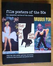 Libro Film posters of the 50s the essential movies of the decade (carteles de pe
