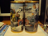 "NEW EXCLUSIVE BEER CAN ""ZHIGULI"", RUS, LIMITED EDITION"