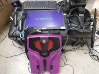 MSI VR ONE GTX Virtual Reality Ready Backpack PC  6RD-009 Backpack PC, i7 VR