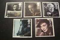 GB 1985 Commemorative Stamps~Film Year~Very Fine Used Set~(ex fdc)UK Seller