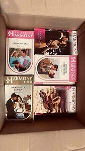 70 Romanzi Harmony Lotto
