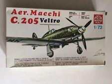 Super Model Aer. Macchi C.205 Veltro 1/72 Scale Italian Model New 10-013