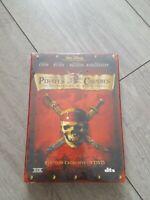 DVD EDITION EXCLUSIVE 3 DVD PIRATES DES CARAIBES LA MALEDICTION DU BLACK PEARL
