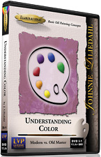 Johnnie Liliedahl: Understanding Color - Art Instruction DVD