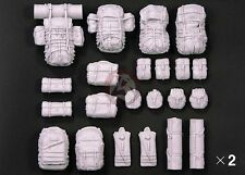 Legend 1/35 US Army Soldier Load & Equipment Carrying System MOLLE II Set LF1237