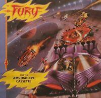 Fury Amstrad CPC Computer Video Game.1988 Martech M81022E.