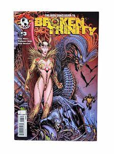 BROKEN TRINITY COMIC BOOK ISSUE #3   IMAGE COMICS