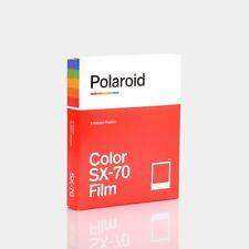Polaroid Sx-70 Color Instant Film