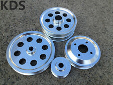 Lightweight pulley for Toyota Levin 4AGE Celica Corolla GEO Prizm AE95 AE101 Mr2