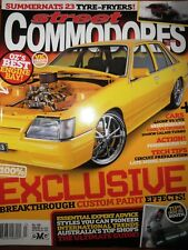 Street Commodores #168 VZ SVZ Ute HSV VN Plus 8 SS VL Calais Turbo VS CV8 Monaro
