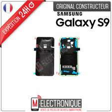 Vitre arriere Noir Original Samsung Galaxy S9 G960