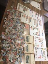 Argentina stamps vintage 2500+ 9 leaves 3 letters XAG2.5