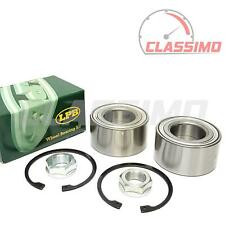Front Wheel Bearing Kit x2 for CITROEN DISPATCH FIAT SCUDO PEUGEOT EXPERT 07-16