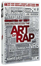 Something From Nothing: The Art Rap Nouveau DVD