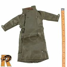 German Motorcycle Rider - Riding Trenchcoat - 1/6 Scale - Toys City Action Figur