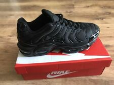 Nike Air Max Tn Size 9 Triple Black