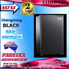 Changhong 117L BLACK Bar Fridge brand new 2 years warranty