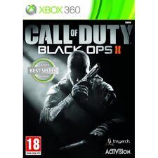 Micorosoft Xbox 360 Call of Duty Black Ops II 2 Game