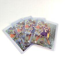 FLEER Metal 96-97 Kobe Bryant Lot of 4 Basketball Cards! Rookie RC #181 Lakers
