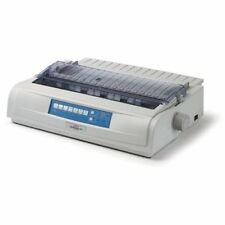 Okidata 62419001 Microline 491 Printer - B/w - Dot-matrix - 360 Dpi - 24 Pin -