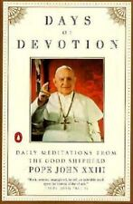 Days of Devotion: Daily Meditations from the Good Shepherd John Paperback