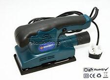 150w Levigatrice con filo elettrico 230v Soft Grip Power Tool Sabbia Carta Fogli fai da te 67031