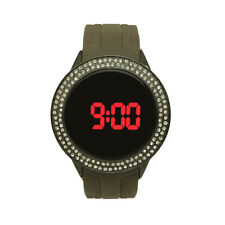 MEN FASHION LED TOUCH SCREEN DIGITAL WATCHES