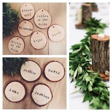 buy wedding wooden centerpieces and table decor ebay