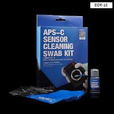 (CCD/CMOS)Digital Camera Sensor Cleaning Kit (12X16mm Swab+15ml Sensor Cleaner)