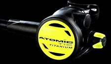 Atomic Aquatics Titanium Octopus Dive Regulator Scuba Diving 02-0005-3P