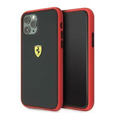 Ferrari Funda Para Teléfono IPHONE 11 Pro Rígida PC / Sintético Rojo/Negro Gota