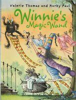 Winnie the Witch: Winnie's Magic Wand (Paperback) Book
