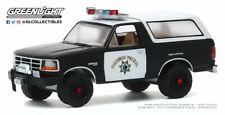 A.S.S NEU GreenLight 1/64 Ford Bronco 1995 California Highway Patrol Hot Pursuit