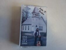 John D Baker Album One Day At A Time 1991 Vocal Cassette Religious & Devotional
