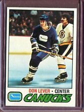 1977 Topps 111 Don Lever NM-MT #D72677