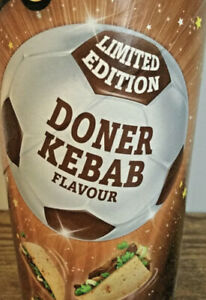 LIMITED EDITION ~ 3 x Pringles Doner Kebab Flavour  ~ 200g tube ~ Long Dated