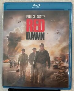 Red Dawn (Blu-ray Disc, 2012)