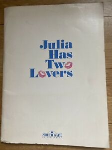 Press Kit for Julia Has Two Lovers with David Duchovny and Daphne Kastner