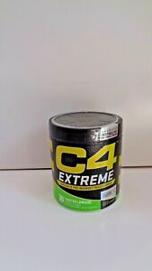 C4 EXTREME PRE WORKOUT POWDER TWISTED LIMEADE, *SEALED* 08/21 EXP