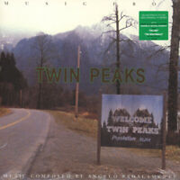 Angelo Badalamenti - OST Music From Twin Peaks (Vinyl LP - 1990 - EU - Reissue)
