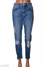 Topshop Cotton L32 Tapered, Carrot Jeans for Women