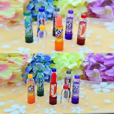 Novelty Lip Balm Drink Bottle Pepsi Magic Colour Changing Fanta Coke Gift—6Color