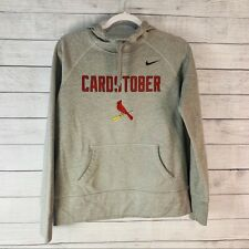 Nike St. Louis Cardinals Hooded Sweatshirt : L
