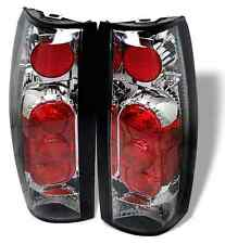 SPYDER ALT YD CCK88G2 C Pair Chrome Euro Style Tail Lights for Tahoe/Escalade