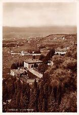 BR7270 Fiesole Villa Medici    italy