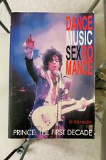 More details for prince . dance music sex romance book by per nilsen