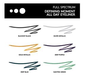Covergirl Full Spectrum EYELINER  Defining Moment All Day Eyeliner, You Choose