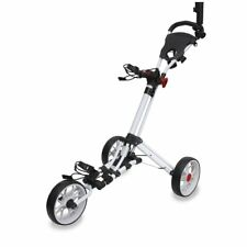 Eze Glide 3g Smart Fold Golf Trolley Trezsf3wh White
