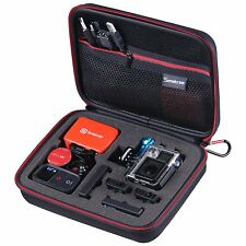 Smatree Compact Carrying Case for GoPro Hero 6,5,4,3+,3,GOPRO HERO (2018)-Small